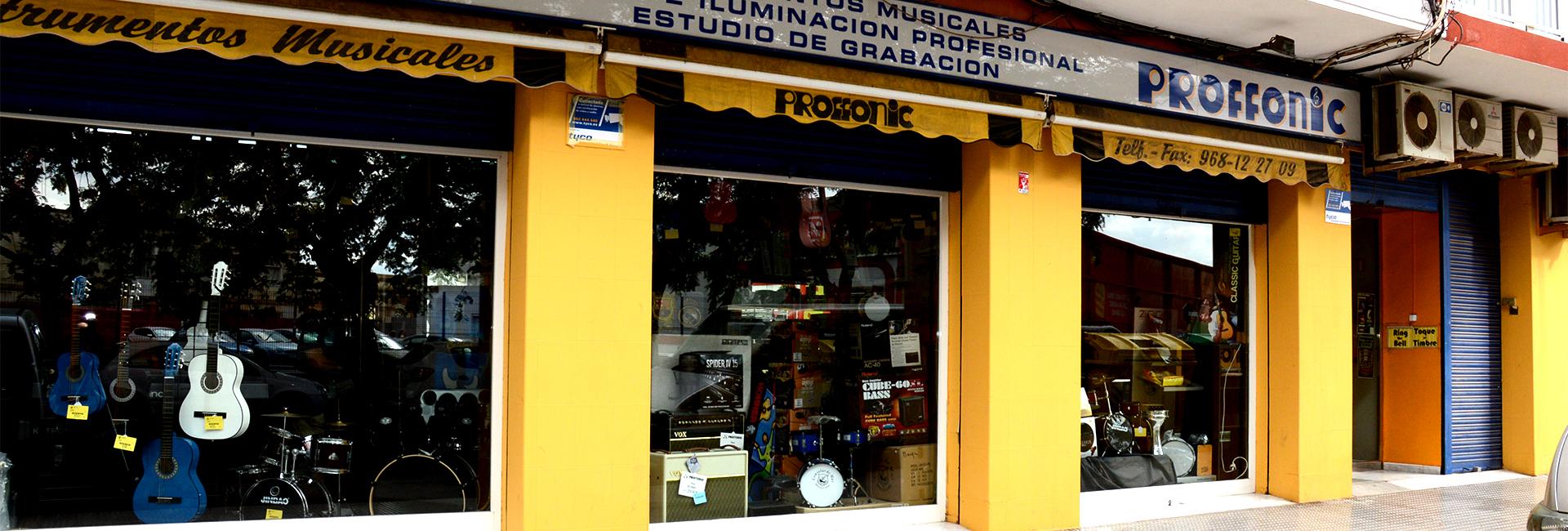 Bienvenidos a Proffonic.es