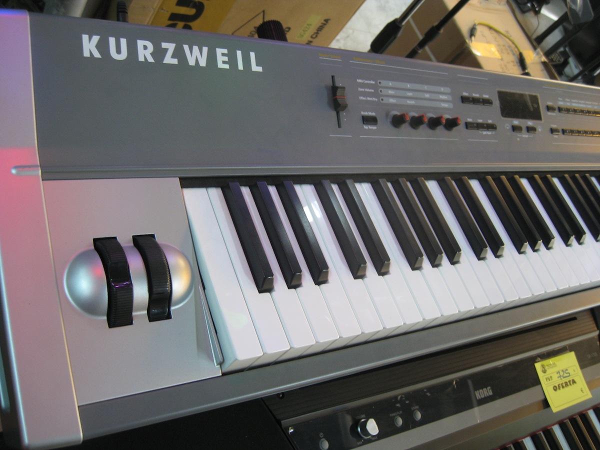 Kurzweil SP2 de 2ª Mano