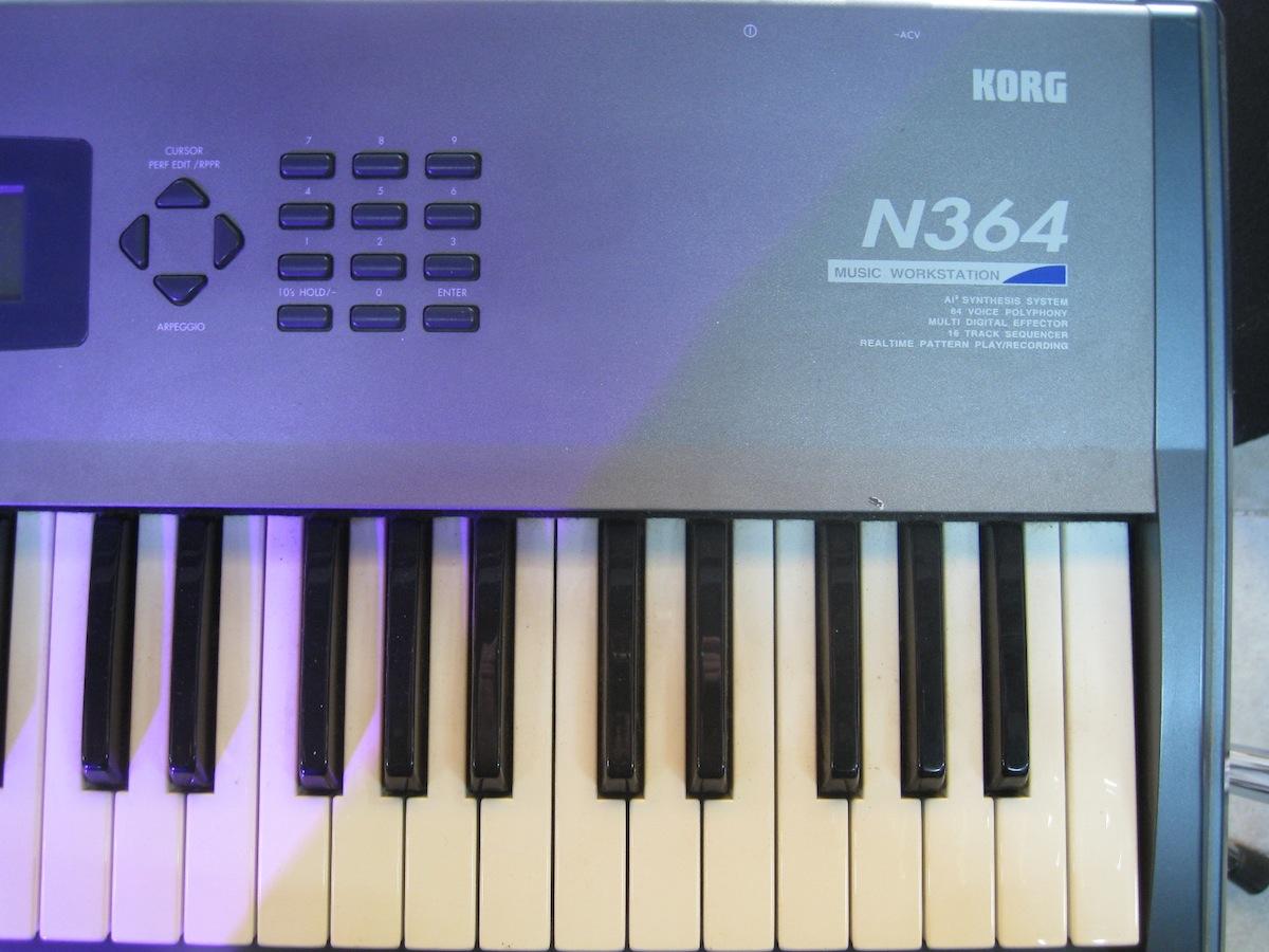 Korg N364 de 2ª Mano