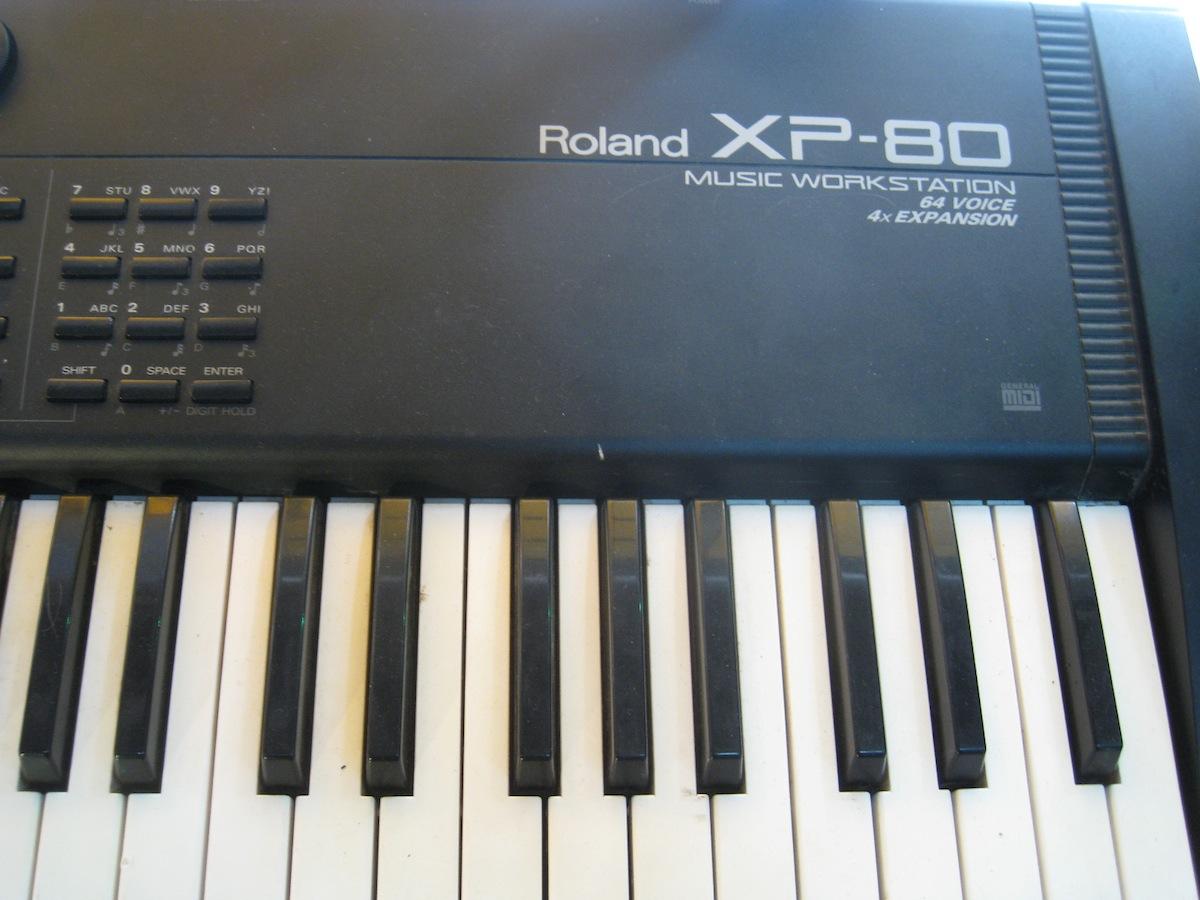 Roland XP-80 de 2ª Mano